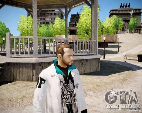 Young Niko pour GTA 4 troisième écran