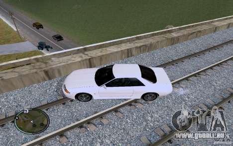 Russische Rails für GTA San Andreas zwölften Screenshot