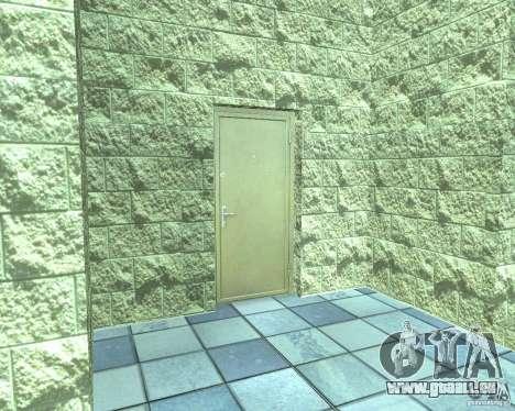 HD Garage de Doherty pour GTA San Andreas cinquième écran