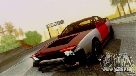 SA Beautiful Realistic Graphics 1.5 pour GTA San Andreas deuxième écran