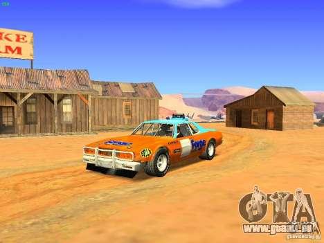 Jupiter Eagleray MK5 für GTA San Andreas