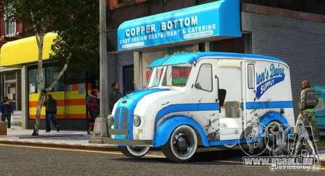 Ford Divco Milk and Icecream Van 1955-56 für GTA 4