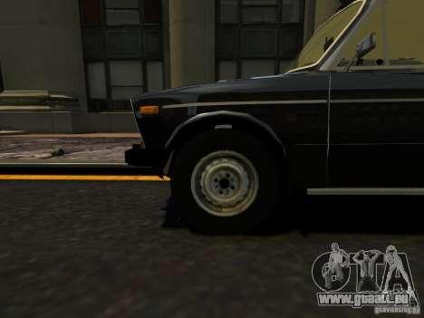 VAZ 2106 für GTA 4 Rückansicht