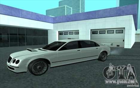 Cognoscneti von GTA 4 für GTA San Andreas Rückansicht