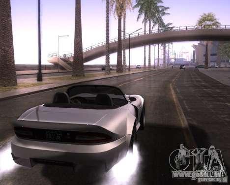 ENBSeries pour Ultra Pack Vegetetions pour GTA San Andreas sixième écran