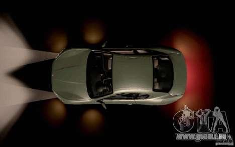 Maserati Gran Turismo 2008 für GTA San Andreas rechten Ansicht