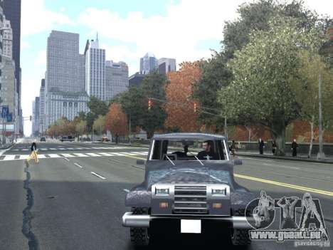Mesa dans GTA San Andreas pour GTA IV pour GTA 4 est un droit