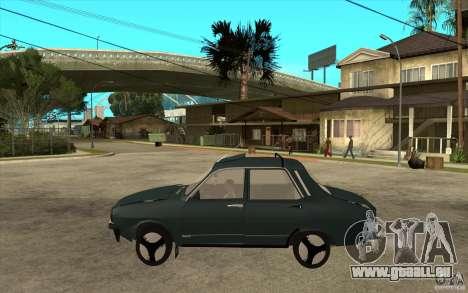 Dacia 1300 Cocalaro Tzaraneasca pour GTA San Andreas laissé vue