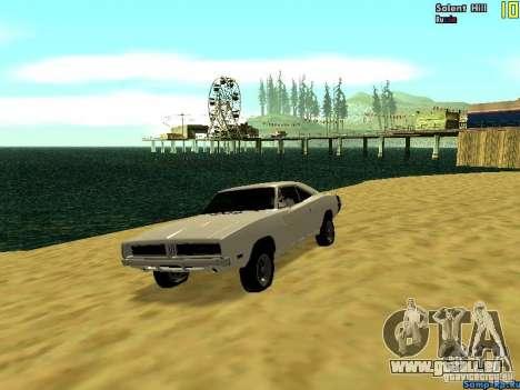 New Graph V2.0 for SA:MP pour GTA San Andreas cinquième écran