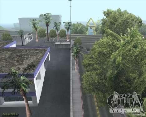 Un garage Wang Cars pour GTA San Andreas deuxième écran