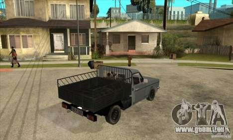 Anadol Pick-Up für GTA San Andreas rechten Ansicht