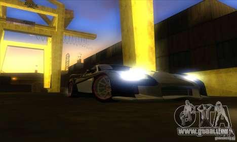 ENB Graphics by KINOman für GTA San Andreas achten Screenshot