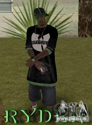 Mod pack by Grove v.1 für GTA San Andreas her Screenshot