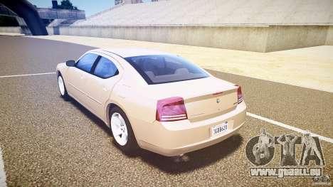 Dodge Charger RT Hemi 2007 Wh 1 für GTA 4 hinten links Ansicht