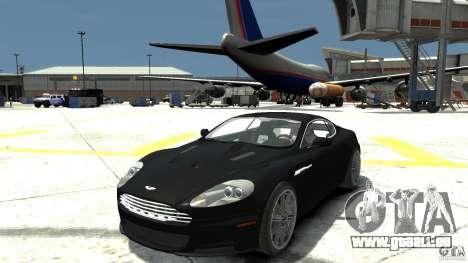 Aston Martin DBS v1. 1 ohne Muskelaufbau für GTA 4
