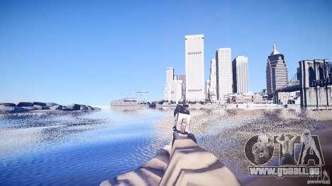 Neue Deagle für GTA 4 dritte Screenshot