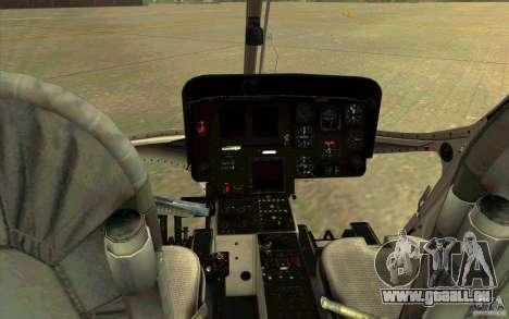 MD 902 Explorer pour GTA San Andreas vue de droite