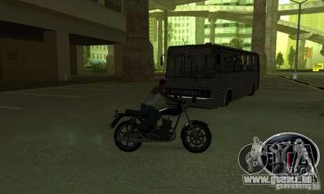 Ein starker Fahrer für GTA San Andreas fünften Screenshot