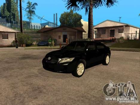 Toyota Camry 2010 pour GTA San Andreas