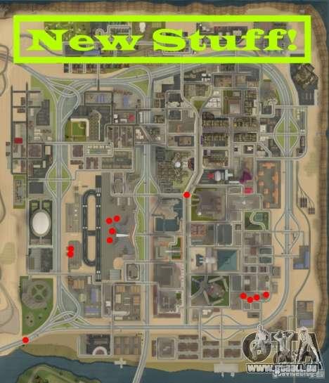 Real New Vegas v1 für GTA San Andreas