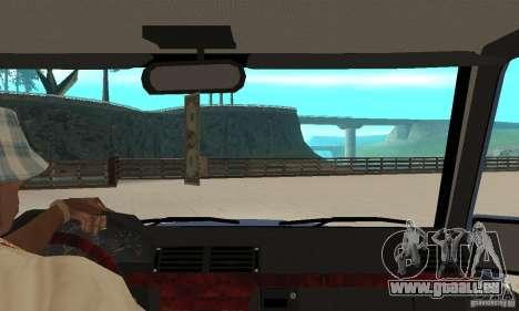 Mercedes-Benz G500 1999 Short [with kangoo v3] pour GTA San Andreas vue de droite