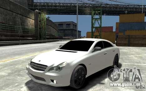 Mercedes Benz CLS Brabus Rocket 2008 für GTA 4