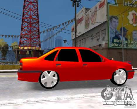 Opel Vectra 1995 pour GTA 4 est un droit