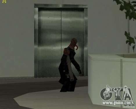 NEMESIS für GTA San Andreas dritten Screenshot