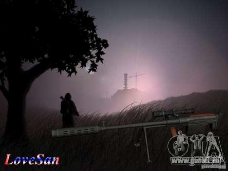 Le KSVK (IOS-98) pour GTA San Andreas