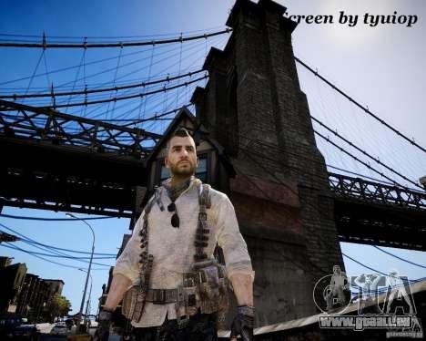 Modern Warfare 3 Soap Africa für GTA 4