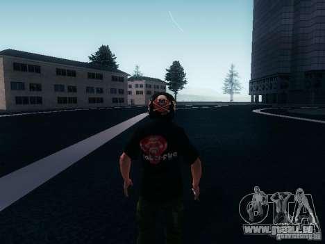 Race Ped Pack für GTA San Andreas achten Screenshot