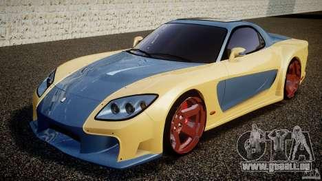 Mazda RX-7 Veilside v0.8 pour GTA 4