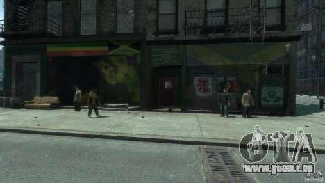 Rasta Bar pour GTA 4