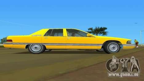 Buick Roadmaster 1994 pour une vue GTA Vice City de la droite