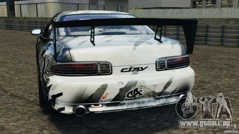 Toyota Soarer Drift für GTA 4 hinten links Ansicht
