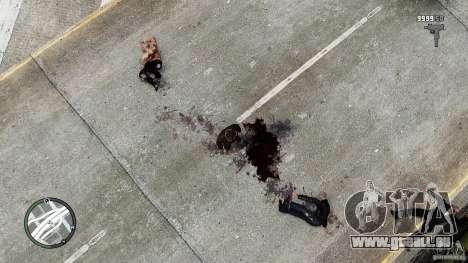 Blood-Mod v6.0 für GTA 4 dritte Screenshot