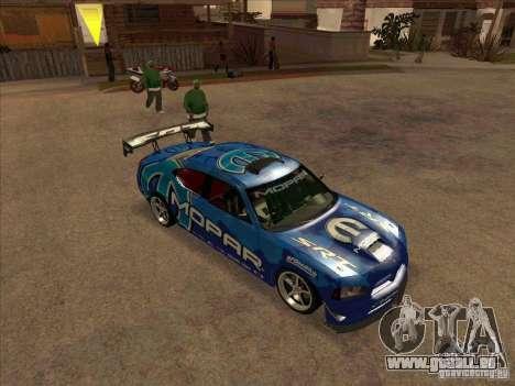 Mopar Dodge Charger für GTA San Andreas linke Ansicht