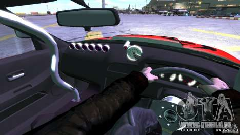 Nissan SkyLine R33 Gt-R S.R pour GTA 4 roues