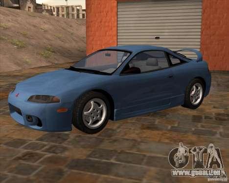Mitsubishi Eclipse TPS de NFS Carbon pour GTA San Andreas