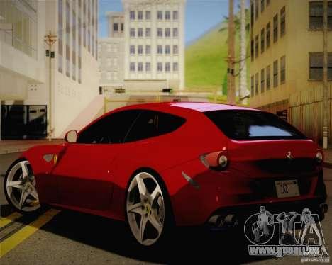Ferrari FF Sport 2011 für GTA San Andreas linke Ansicht