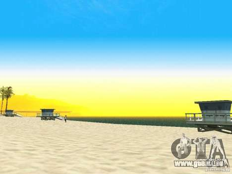Neue Timecyc für GTA San Andreas her Screenshot
