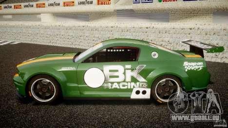 Ford Mustang GT-R für GTA 4 linke Ansicht