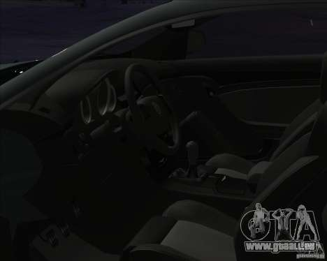 Cadillac CTS-V pour GTA San Andreas vue de droite