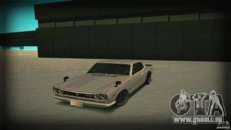 Nissan Skyline 2000GT-R JDM Style für GTA San Andreas