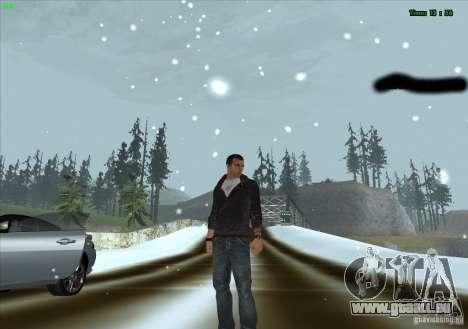Desmond Miles für GTA San Andreas zweiten Screenshot