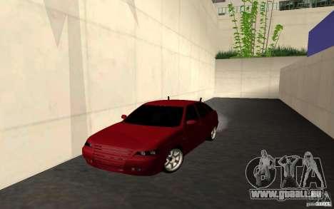LADA PRIORA van tuning pour GTA San Andreas laissé vue