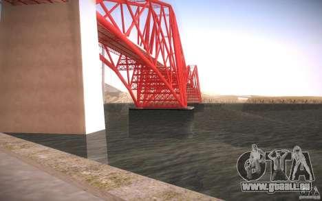 ENBSeries für schwächere PC v2. 0 für GTA San Andreas dritten Screenshot