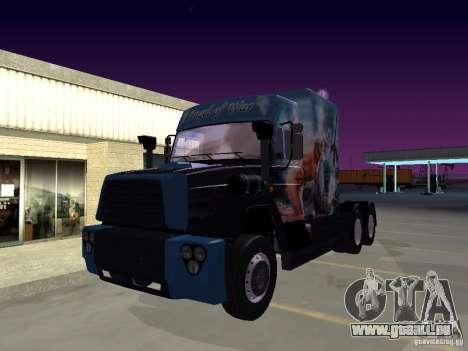 SuperZiL v. 1 .0b für GTA San Andreas