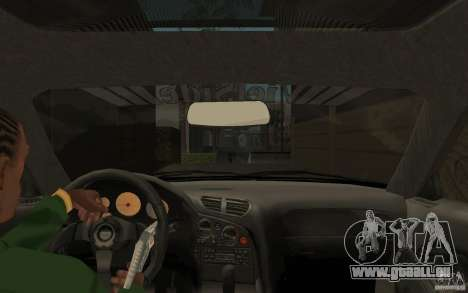 Mazda RX 7 VeilSide für GTA San Andreas linke Ansicht