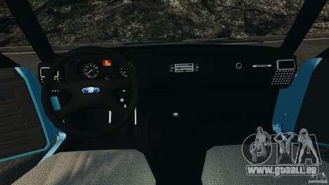 VAZ-2104 [Final] pour GTA 4 Vue arrière
